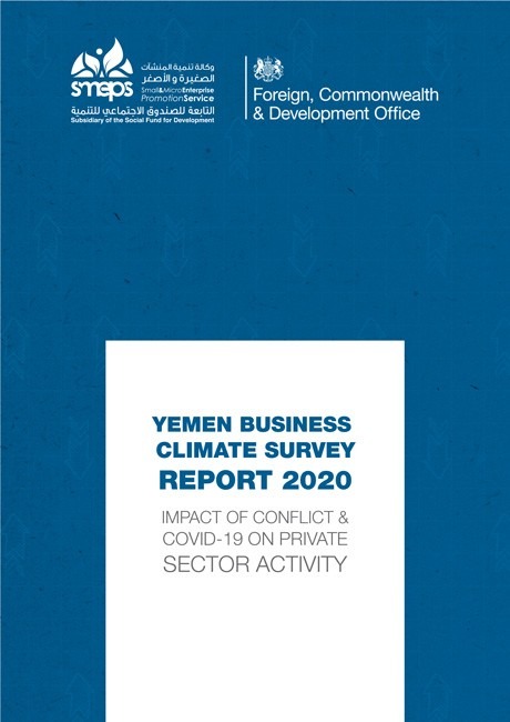 YEMEN BUSINESS CLIMATE SURVEY REPORT 2020