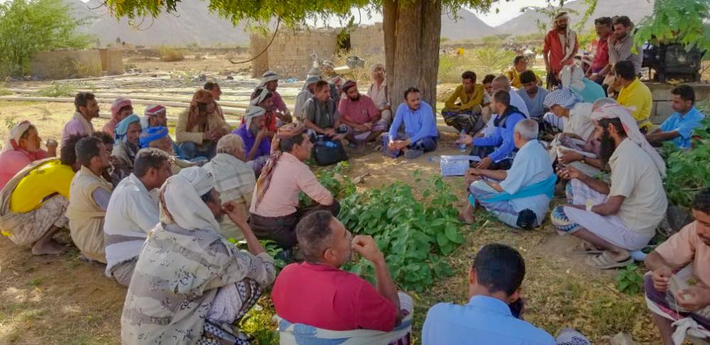 Livelihood Support For Damaged Communities